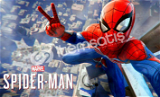 Spiderman PS4-PS5