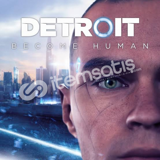 Detroit Become Human Ps4-Ps5