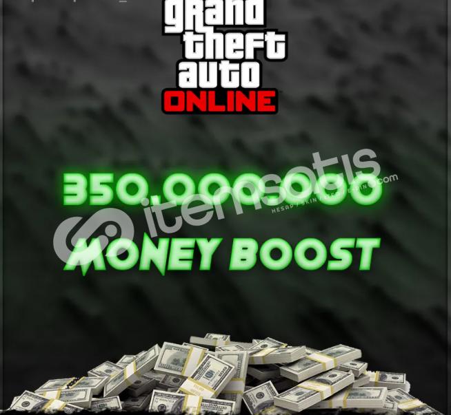 Gta 5 Online 350M Para