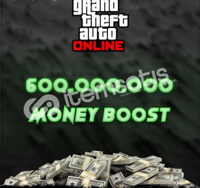 Gta 5 Online 600M Para