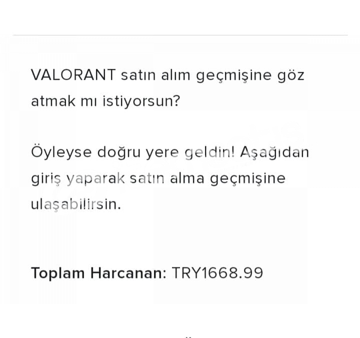 1670TL ÖDEME GEÇMİŞİ/AÇIKLAMAYI OKUMADAN GEÇME!!1