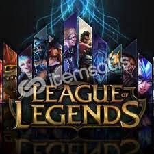 League of Legends 21 level TR hesabı