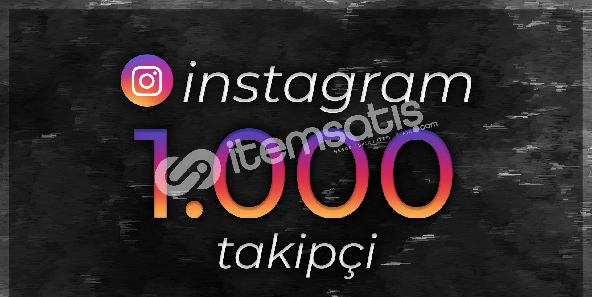+1000 KARIŞIK TAKİPÇİ ANLIK / KALİTELİ HİZMET