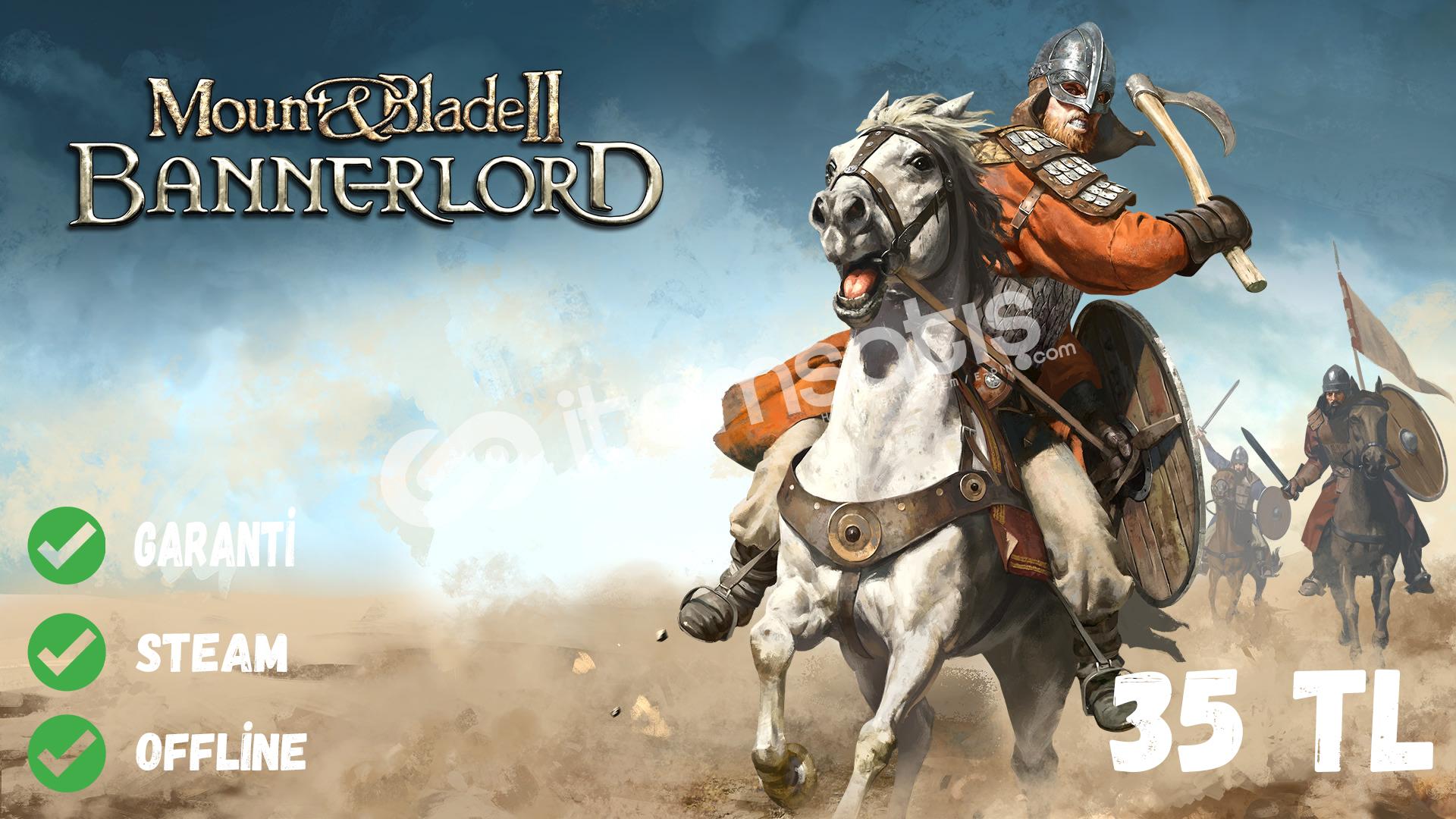Mount And Blade Bannerlord + Garanti