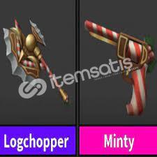 Mm2 LogChopper Set! (DEV İNDİRİM)