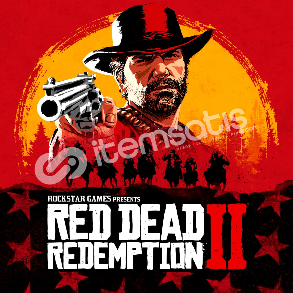 Red Dead Redemption 2 Orjinal Hesap!