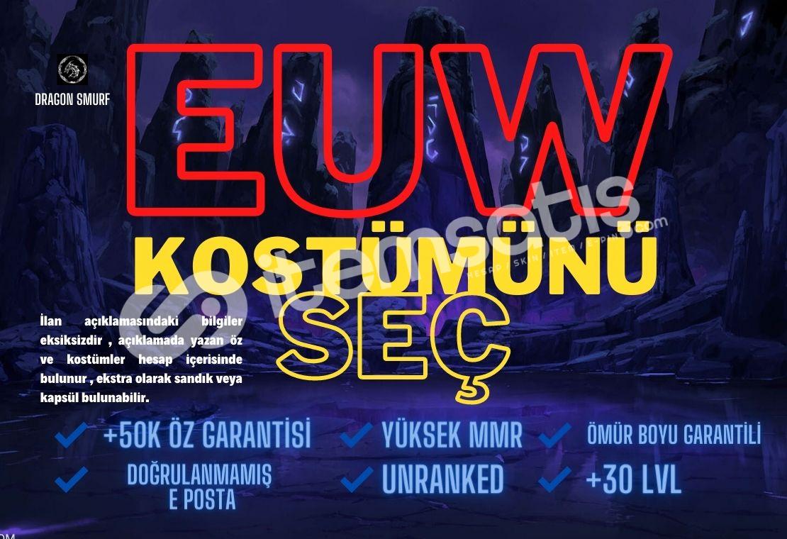 EUW EKKO URGOT MUNDO