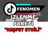 FENOMEN İZLENME PAKETİ - KEŞFET ETKİLİ TİKTOK