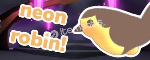 Neon Ride Robin