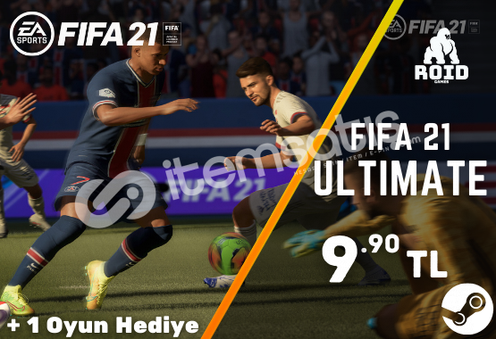 FIFA 21 Ultimate Steam Hesabı
