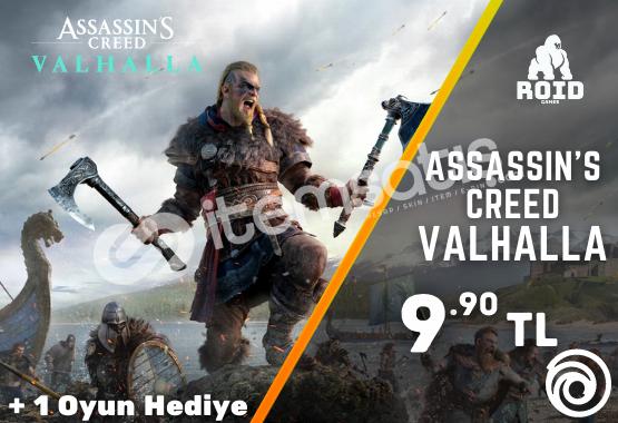 ASSASSIN'S CREED VALHALLA Uplay Hesabı