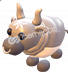 Roblox Adopt Me Metal Ox