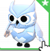 Roblox Adopt Me Snow Owl