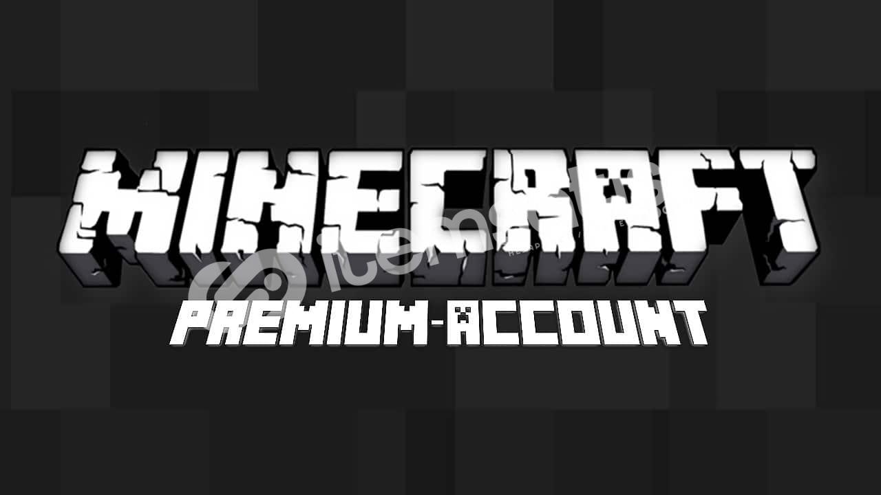 Minecraft Şifre/İsim/Skin değişen Premium Hesap