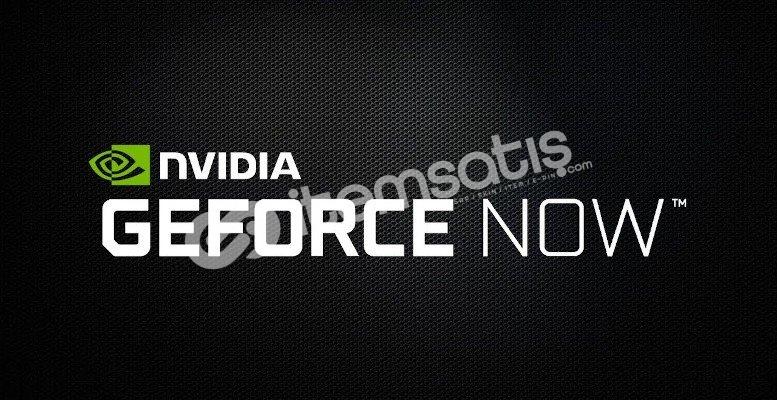 Geforce Now Sınırsız Premium Method SON 5 STOK!