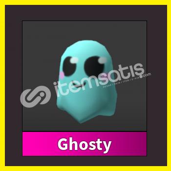 MM2 Ghosty
