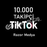 TİKTOK 10.000 TAKİPÇİ (GARANTİLİ)