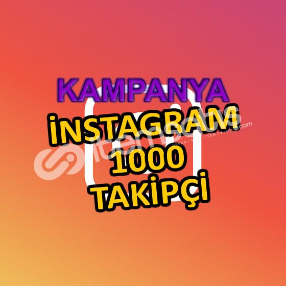 1000 TAKİPÇİ - Hizli Teslimat