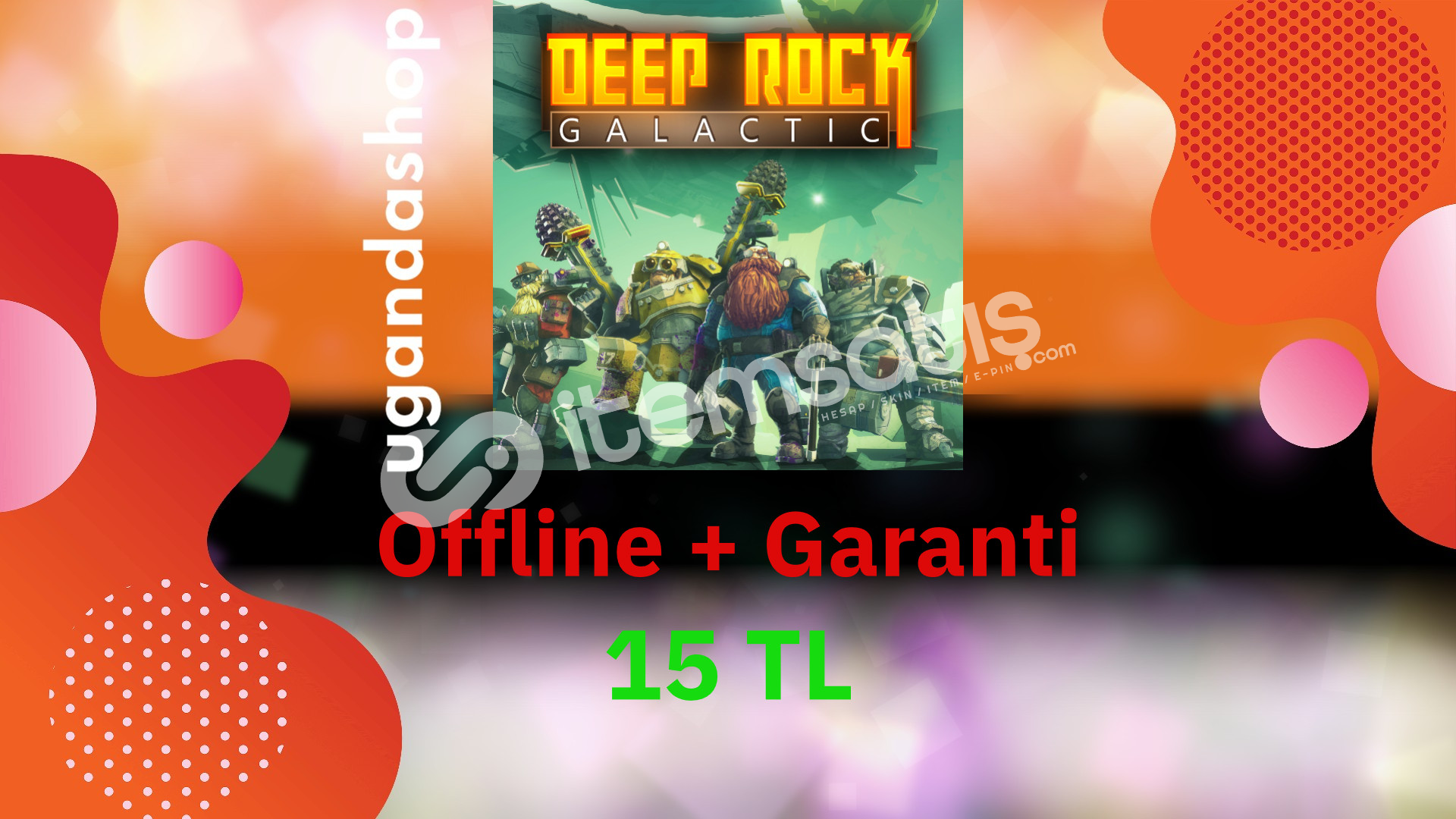 Deep Rock Galactic Dwarven Legacy Offline Steam