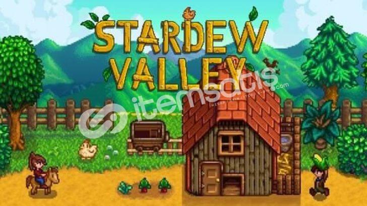 Stardew Valley *(09.99TL)* Geforce Now Uyumlu