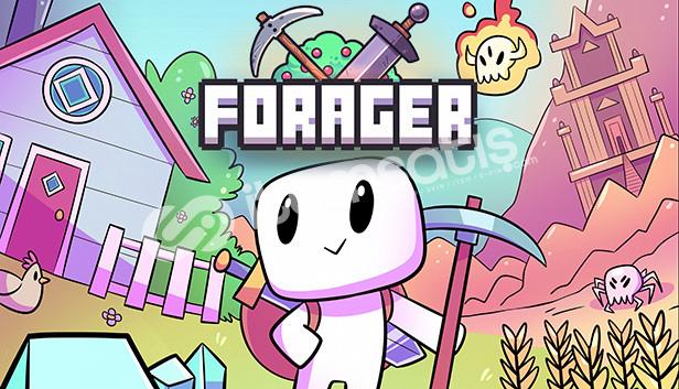 Forager *(09.99TL)* Geforce Now Uyumlu