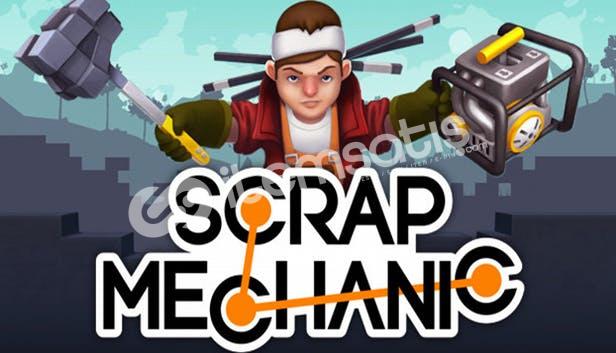 Scrap Mechanic *(09.99TL)* Geforce Now Uyumlu