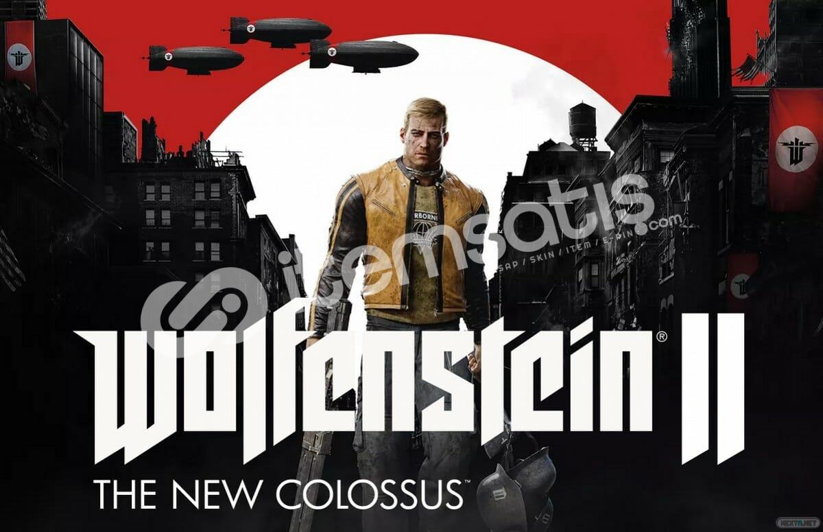 Wolfenstein II: The New Colossus *(09.99TL)*