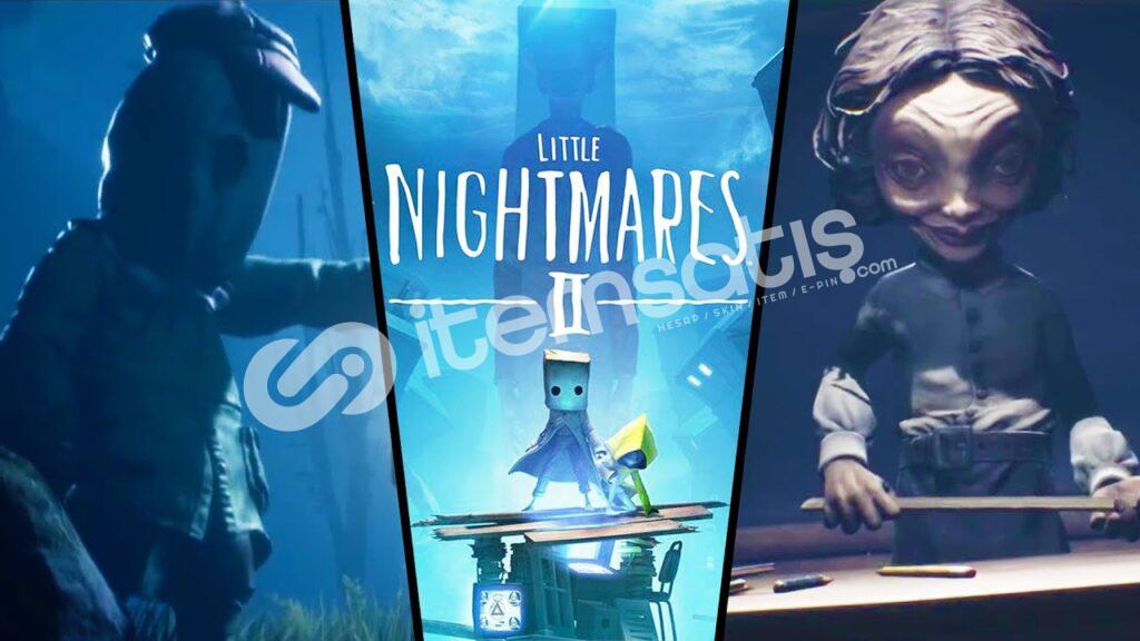 Little Nightmares *(09.99TL)* Geforce Now