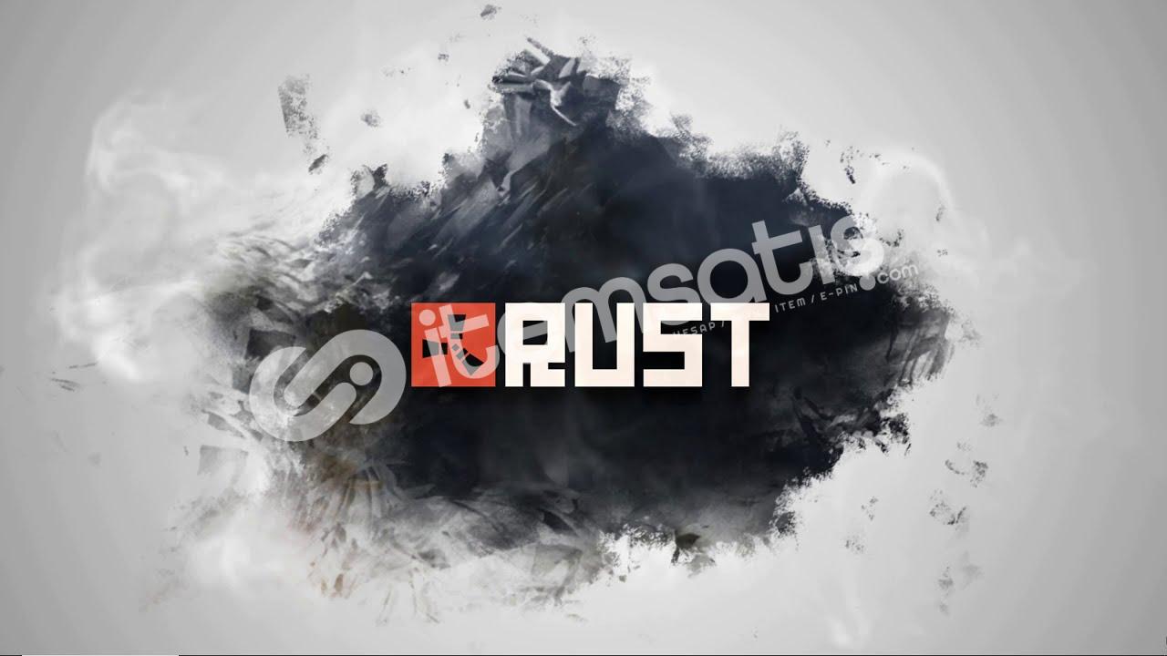 Rust Hesabı 500 Saatli Yeni Hesap GARANTİLİ