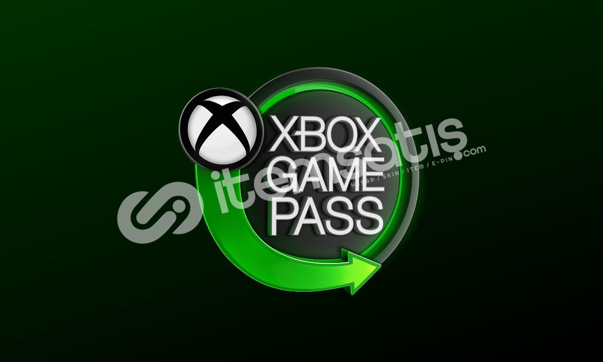 10 TL | [KOD] 3 Aylık Xbox Game Pass + EA Play