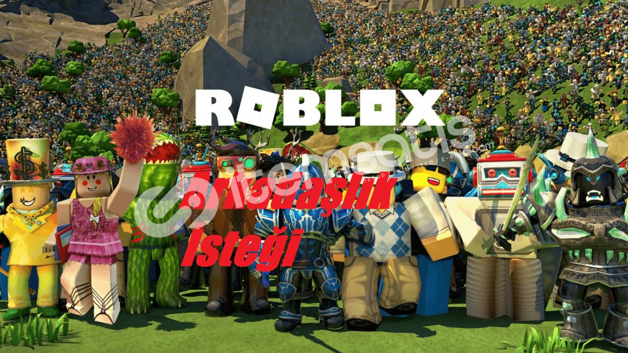 Roblox Arkadaşlık İsteği