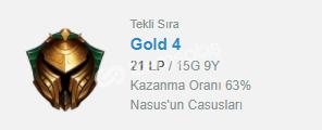 15WİN GOLD 4 10790K ÖZ 3İADE HAKKI VAR