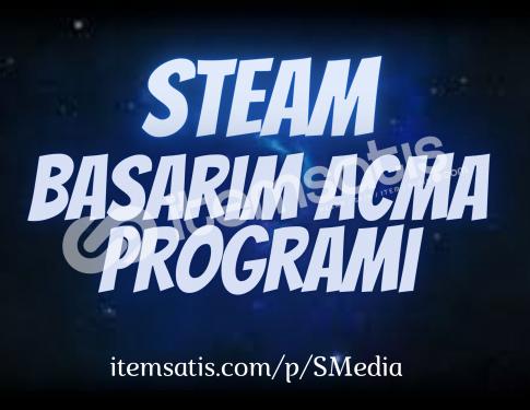 Steam Tüm Başarımları Açma