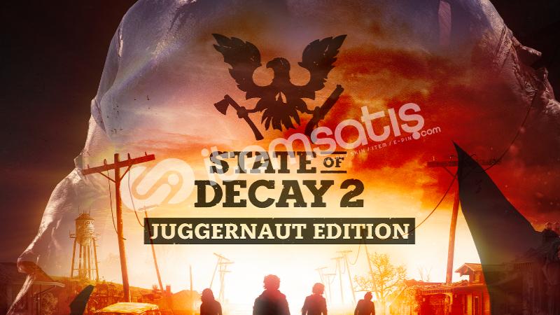 State of Decay 2 Juggernaut *(14.99TL)*