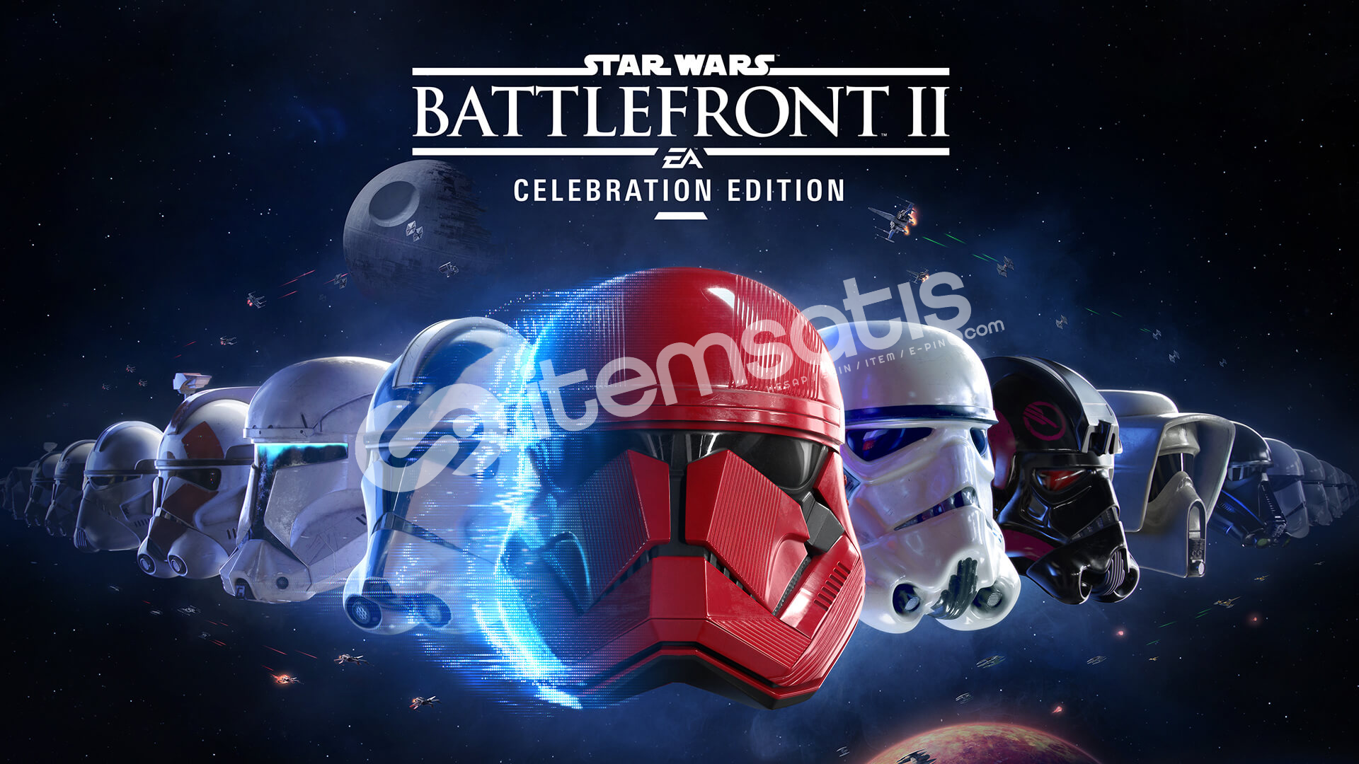 STAR WARS Battlefront II +Bilgileri Değişir