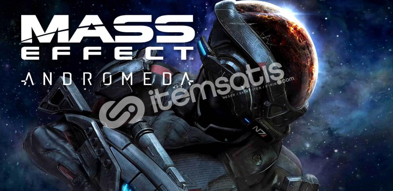 Mass Effect Andromeda Key