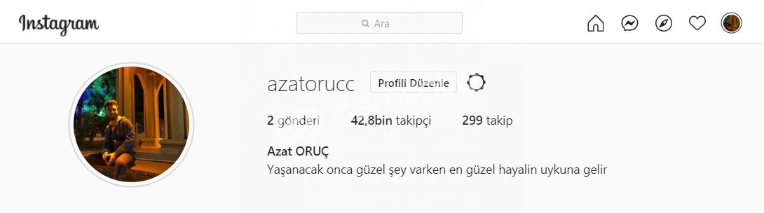 42Klık İnstagram hesabı 300TLYE GİDİYOR