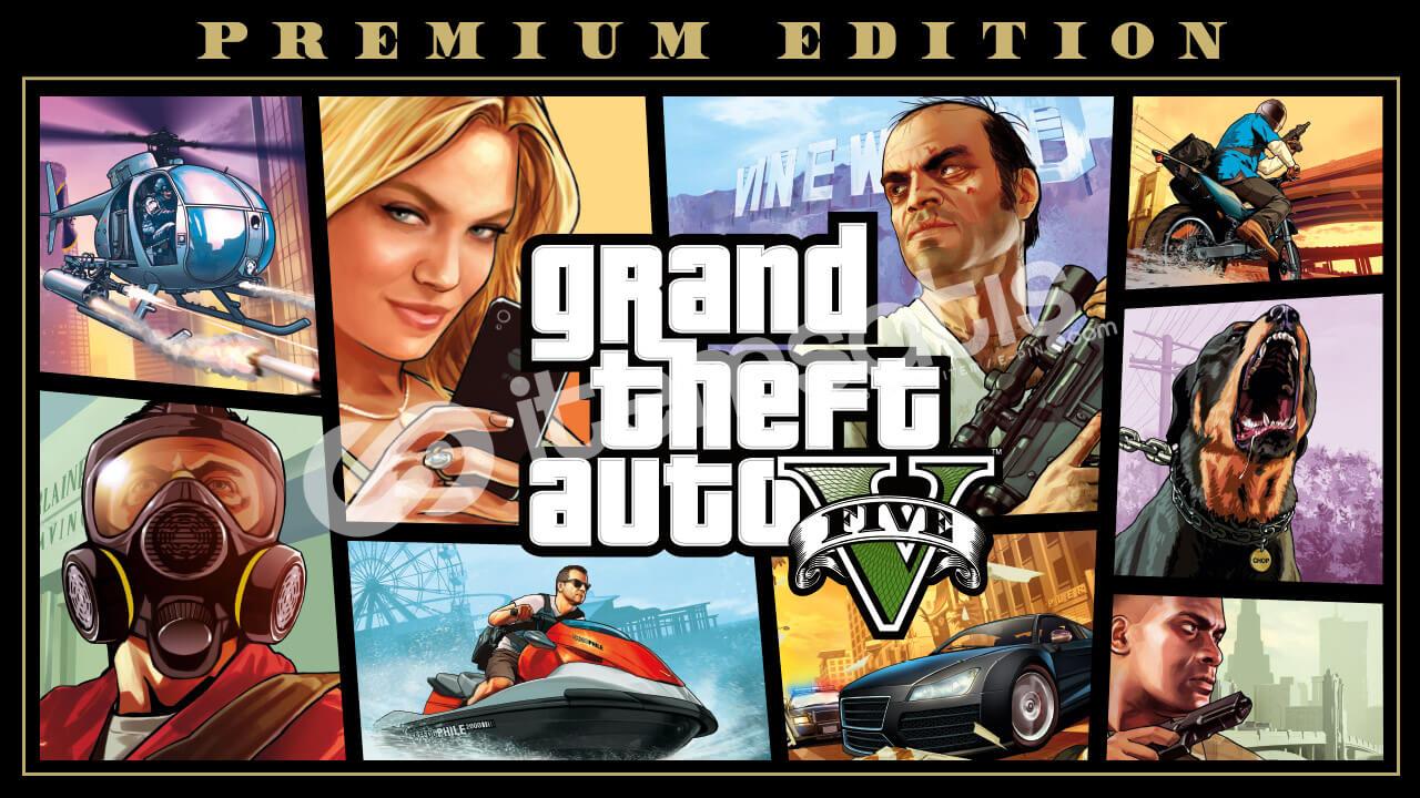 Grand Theft Auto V Premium Edition Key
