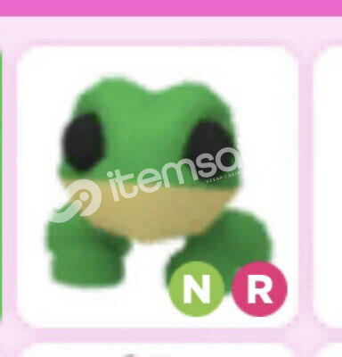 Neon ride frog
