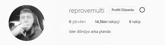 İNSTAGRAM 14,5K HESAP