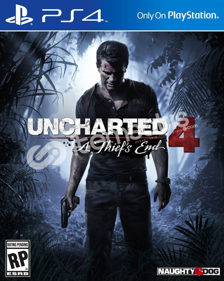 Uncharted 4: A Thief's End (PS4 / PS5 ) KİRALIK