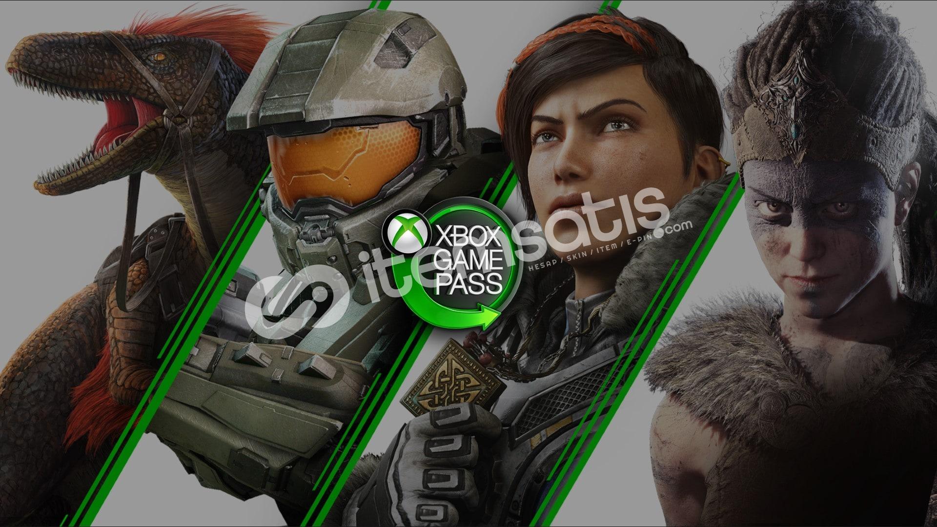 3 Aylık Xbox Game Pass PC