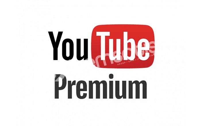 YouTube Premium sınırsız stok.