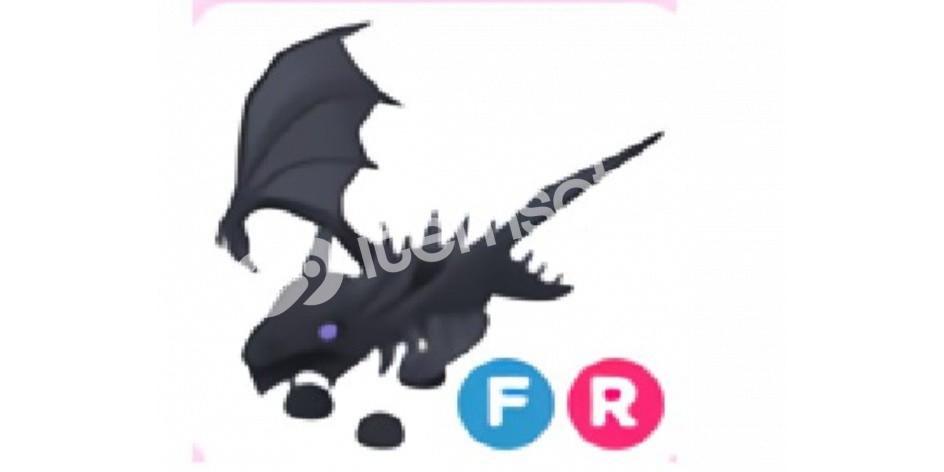 Adopt Me FR Shadow Dragon