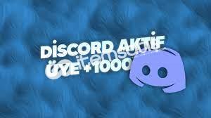 Discord 1000 Token (en ucuzu)