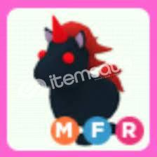 Adopt Me MFR Evil Unıcorn