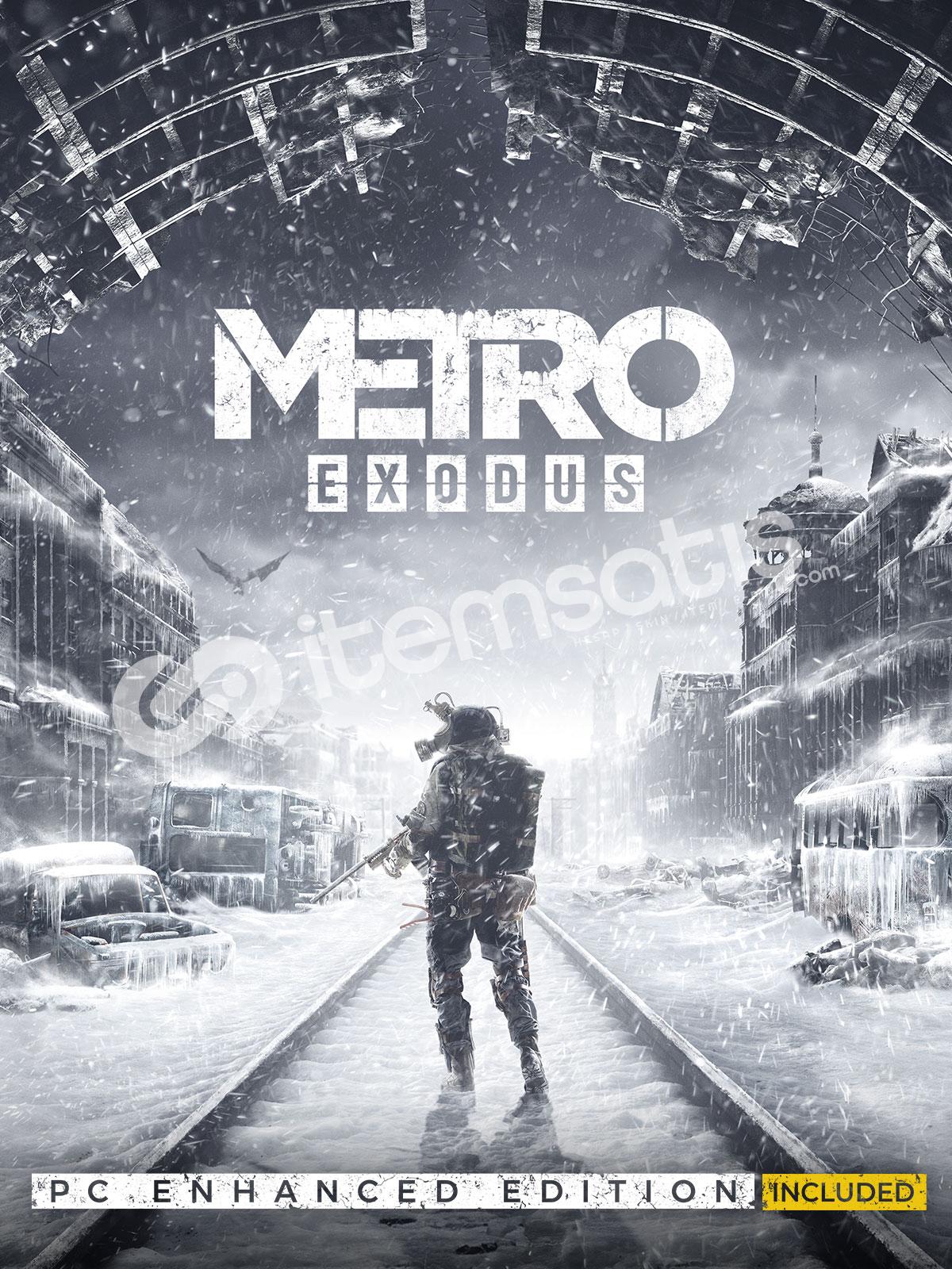 Metro Exodus (Xbox One/Xbox Series X|S)