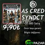 AS CRED SYNDİCATE ÖMÜR BOYU GARANTİ + HEDİYELİ