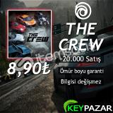 THE CREW ÖMÜR BOYU GARANTİ + HEDİYELİ! UPLAY
