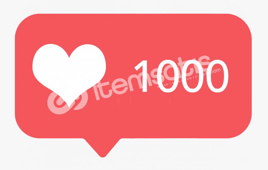 1000 İnstagram Beğeni